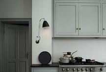 Kitchen/oven