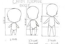 How to draw: Chibi