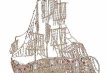 Design - Ship Pendants