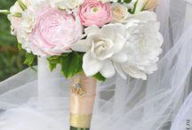 свадебные букеты мастер класс