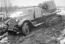 WW2 Armored Vehicles