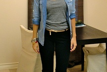 Casual Wear / by Tina Gonzales