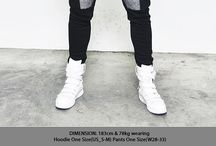 Sport fashion style / Trendy sport fashion styles