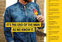 You're The Man /  Basics Brand Campaign