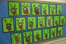 School - Christmas Crafts