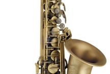 Saxophone Instruments, Players and Music