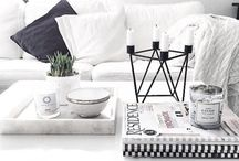 How to style: Coffee table / How to style coffee table