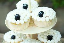 Cupcake Bauernhof