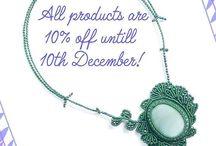 Bohemian Jewellery Christmas Sale