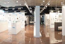 Showroom Sabadell / Una muestra de lo que encontrarás en el Showroom de Fontgas Sabadell. Baños, cocinas, grifería... ¡Te animamos a visitarnos!