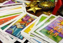 Cartas de Tarô | Tarot set / Imagens inspiradoras...