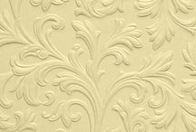 A Love of Lincrusta / The Gibsons used Lincrusta, an early form of pressed linoleum, on the walls of two rooms in their 1859 Boston townhouse. Here are a few examples of modern Lincrusta.