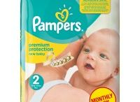 Monthly Packs by Pampers / Save up to  320€/ year with our monthly packs! http://superpanes.gr/