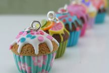 tutorials: food (cupcakes) / Dollhouse scale cupcake tutorials