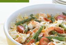 Food; Salads & Pasta