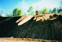Slope Protection Applications / Erosion control