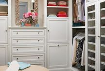 closets / by Danielle Uerlings