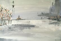 ItaliArt - Gianluca Dal Bianco paintings  on Italian scenes / Gianluca Dal Bianco acrylics and oil on canvas
