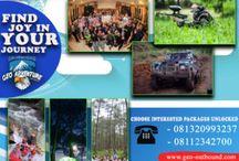 Paket Outbound Lembang Bandung Hemat-Profesional | Geo Adventure Indonesia