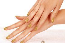 Gel de Cor / Gel de cor com alta cobertura. Apresenta uma boa pigmentação. Aplicação de 1 a 2 camadas. Com propriedades autonivelantes. Catalisa em dois minutos em lâmpada UV. #attractivenails #nails #beauty