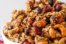 musli- granola