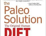 Paleo Books & Cookbooks / by Lori Thayer