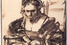 Masters Drawings / Tiepolo and Friends
