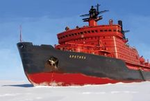 100% ~ Russian Nuclear Icebreakers