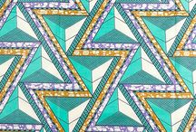 African pattern inspiration