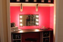 Make-up Room