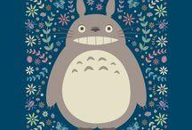 Fan of Totoro ^_^