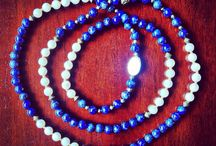 Bliss Goddess Malas / The custom sacred Malas I make for some beautiful Goddesses.