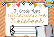Interactive Music Notebooks
