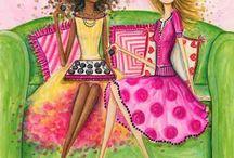 Illustration - Bella Pilar