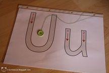 Buchstaben einführen