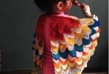 Halloween and Purim Costumes
