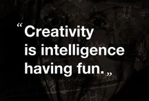 Words of Wisdom / Inspirational design quotes