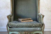 Chaise Salon