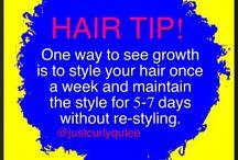 Natural hair tips✨.