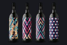 Wine design - Pattern