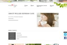 WEBサイト・飲食店(ホームページ) / 自分が参考にするWEBサイト(ホームページ)