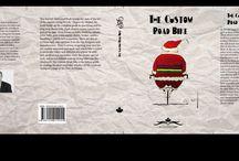 Cubierta de libro / The custom road bike