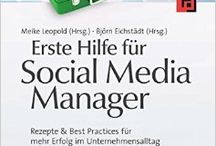 Fachliteratur / Meine Publikationen zu Corporate Blogs und Social Media Management
