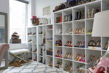 Home decor - Closet inspiration