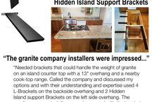 The Original Granite Bracket Customer Reviews / We're so grateful to our customers for their reviews!