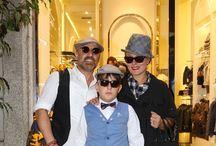 VFNO Milano 2015 <3 / Sarabanda via della Spiga,50 alla Vogue Fashion Night di Milano <3