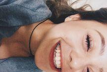 Natural face / Let me take a selfie!