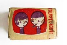Old polish labels