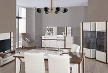 Modern Yemek Odasi Takımlari / Modern yemek odaları modellerinin tanıtıldığı bölümdür.