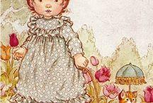 SARAH KAY / Souvenirs d'enfance...